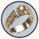 Bridget Celtic Engagement Ring